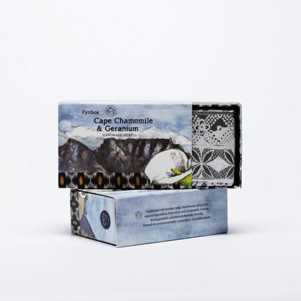 Cape Chamomile and Geranium handmade soap Tissue Paper