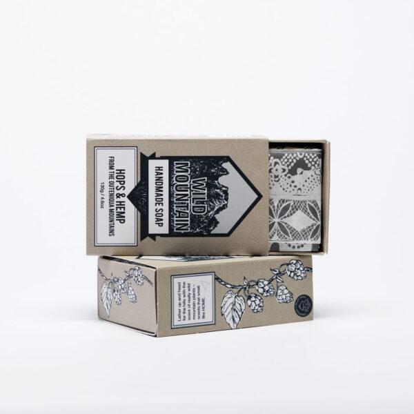Hops and Hemp handmade soap Tissue Paper