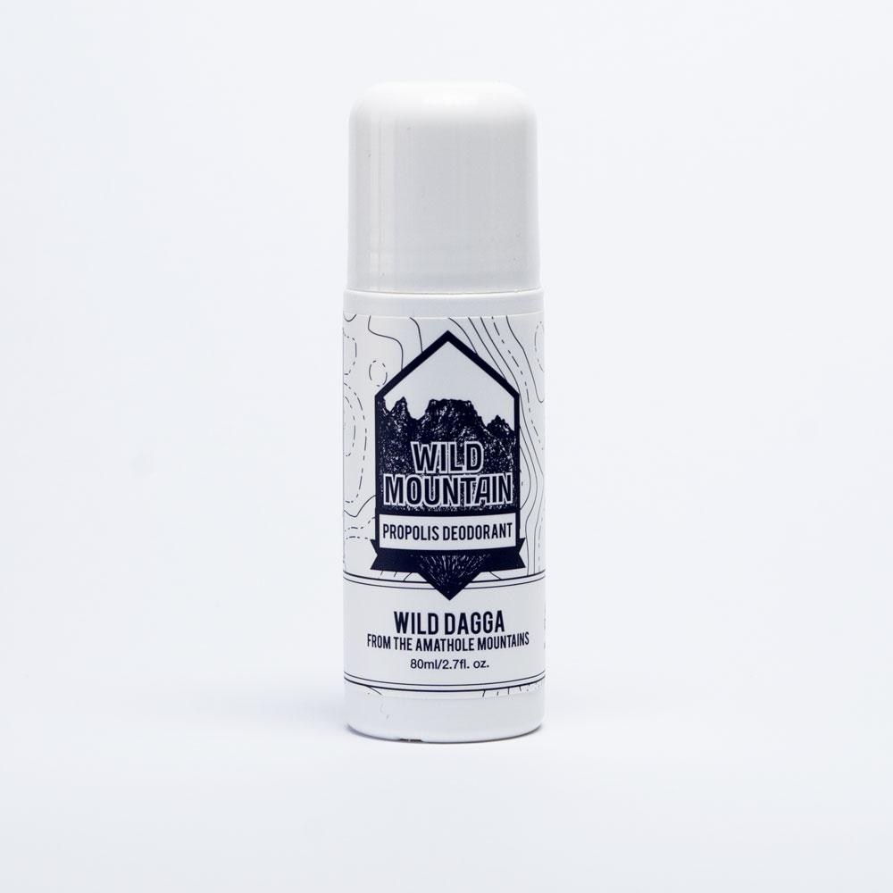 Wild dagga natural deodorant front