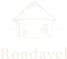 Rondavel soaps logo and tag line